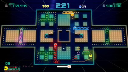 Pac-man Championship Edition 2, gratis hasta el 10 de mayo