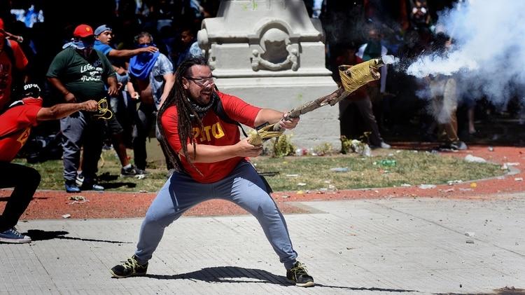 El momento en que el fotógrafo Nicolás Stulberg capturó a Sebastián Romero
