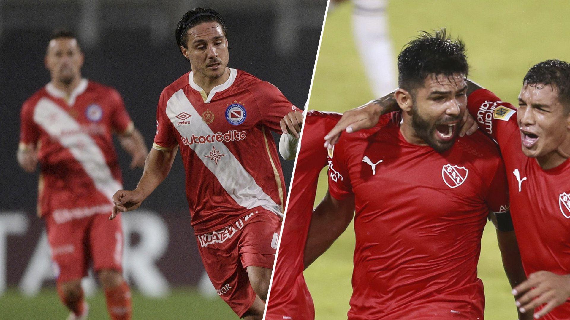 Independiente - Argentinos