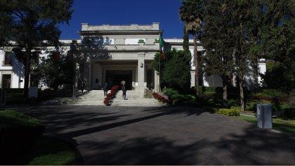 La residencia presidencial de Los Pinos fue abierta al público en diciembre de 2018, por orden de Andrés Manuel López Obrador (Foto: Infobae México)