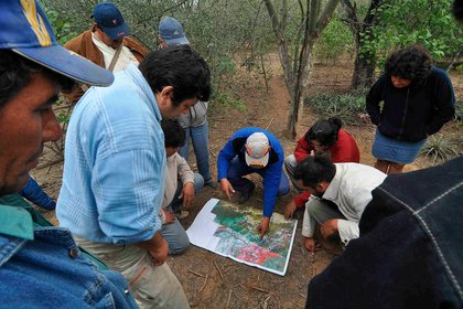 Foro sobre el Acceso a la Tierra y al Agua en Poblaciones Rurales del Chaco