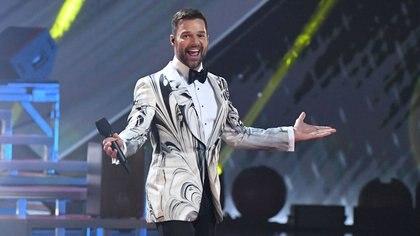 Suele ser una estrella destacada en los Latin Grammy (Photo by VALERIE MACON / AFP)