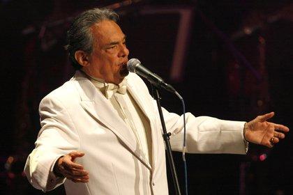 La voz de José José se apagó la tarde del pasado 28 de septiembre.  FOTO: HILDA RÍOS /CUARTOSCURO.COM