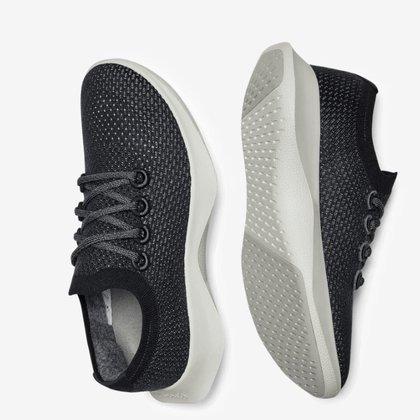 Las zapatillas están hechas casi en su totalidad con productos naturales