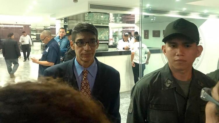 Los agentes del régimen tomaron las instalaciones del hotel caraqueño