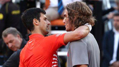 Novak Djokovic Se Impuso A Stefanos Tsitsipas Y Se Quedo Con El Masters 1000 De Madrid Infobae