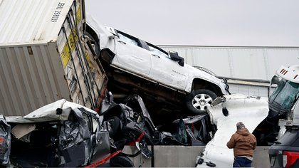 (Lawrence Jenkins/The Dallas Morning News vía AP)