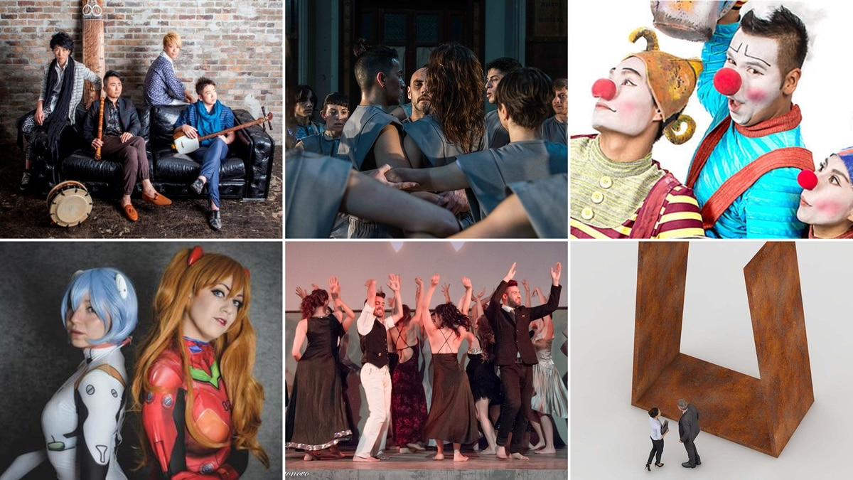 Guía de Arte y Cultura  semana del 10 al 17 de agosto - Infobae 24a898b6a9d
