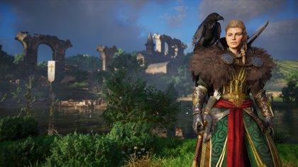 Assassin's Creed Valhalla estará presente en el canal de Ubisoft en el servicio Luna. (UBISOFT)