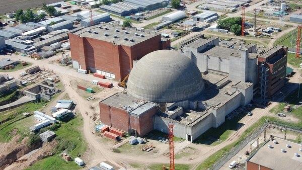 Resultado de imagen para central nuclear china en argentina