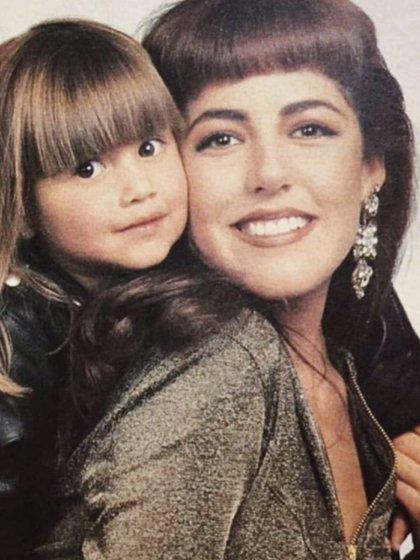 Stephanie Salas se convirtió en madre a los 19 años (Foto: Instagram)
