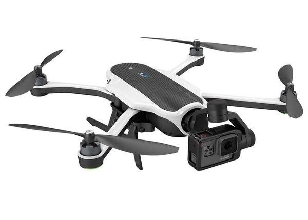 GoPro desmantelará la división de drones de la empresa