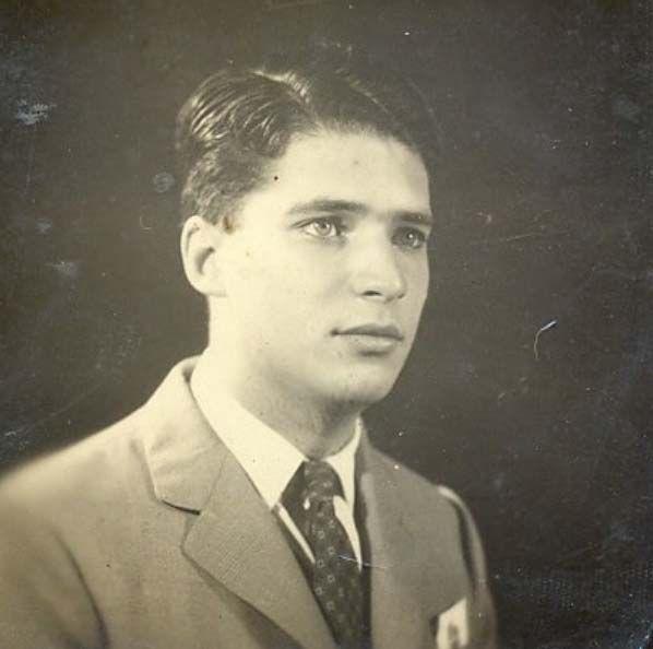 Alberto Cormillot infancia