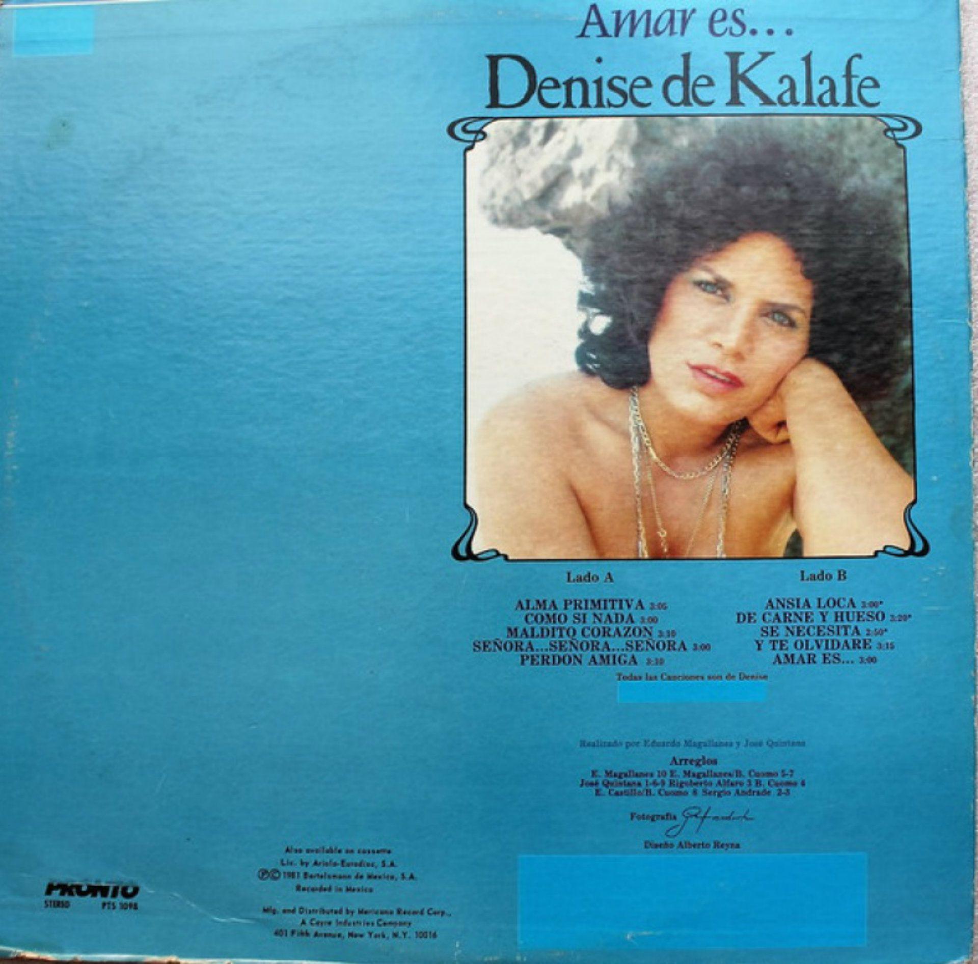 El disco en el que apareció el famoso tema