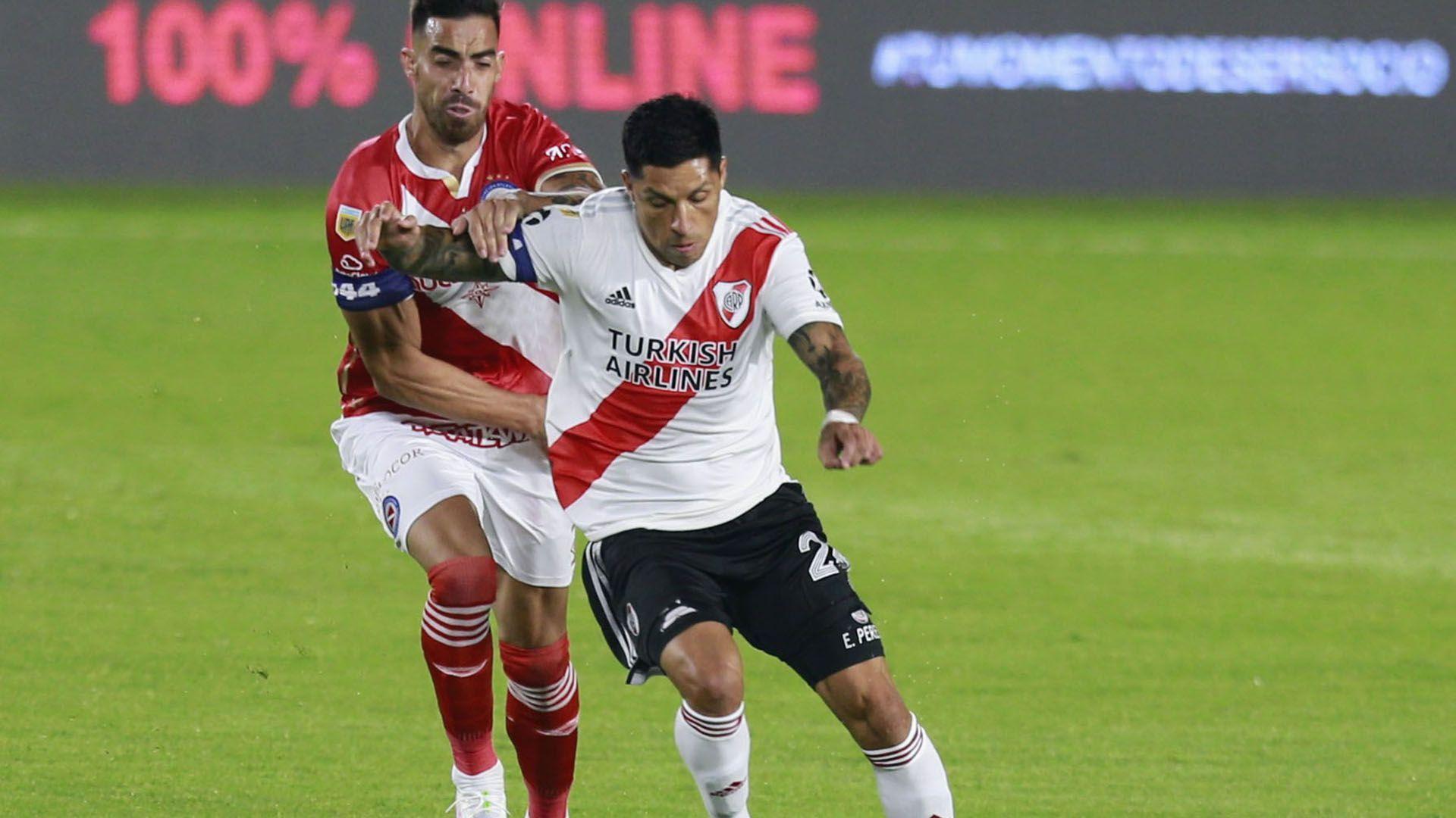 River vs Argentinos Junior