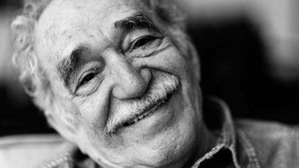 Gabriel García Márquez, nobel de literatura colombiano.