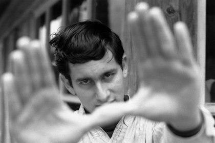 Steven Spielberg en su juventud
