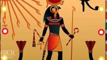 El dios Ra en Egipto fue la primera expresión de creencia vinculada a una sociedad