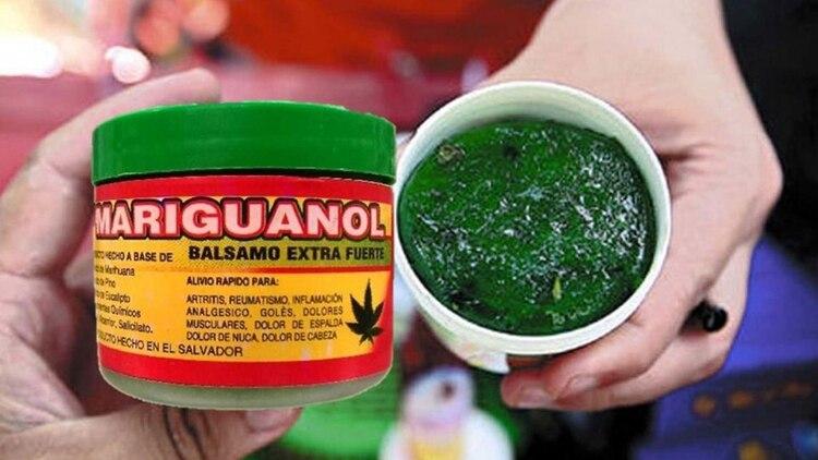 La muy popular pomada de marihuana que comenzará su venta en farmacias y tiendas.