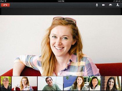 En la opción gratuita se pueden hacer videollamadas de hasta 10 usuarios.