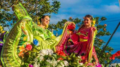 Grupo de danza folclórica de Masaya (Foto: Instituto Nicaragüense de Turismo)