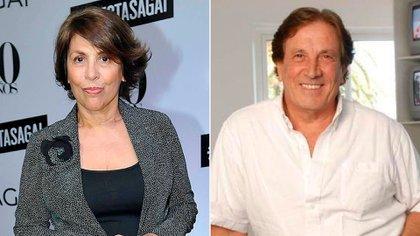 """Durísima respuesta de María Fiorentino contra Quique Estevanez: """"Tendría que callarse la boca, es un caradura"""""""
