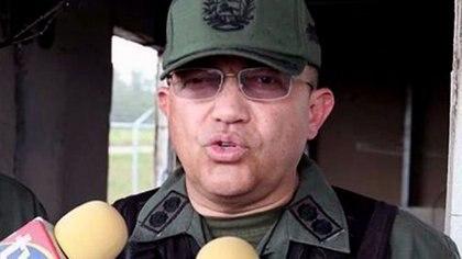 Mayor General Ovidio Delgado
