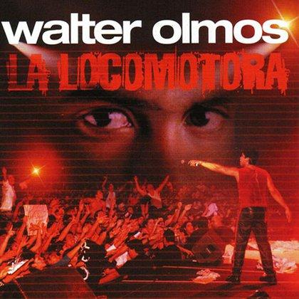 Walter Olmos llevaba vendidos más de 200 mil discos (Gentileza archivo Tea y Deportea)