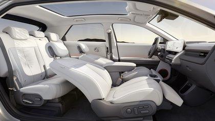 Nueva consola y un interior desarrollado para el confort (Hyundai)