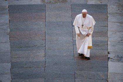 28/01/2021 El Papa Francisco POLITICA ESPAÑA EUROPA MADRID PRENSA, RADIO Y TELEVISIÓN SOCIEDAD DISCOVERY+