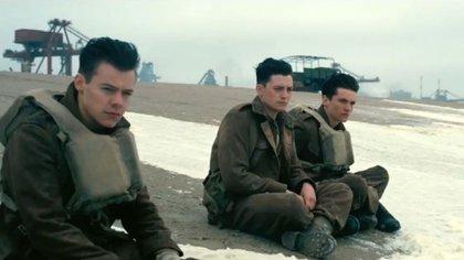 Una escena de la nueva película de Christopher Nolan, que genera polémica en Francia