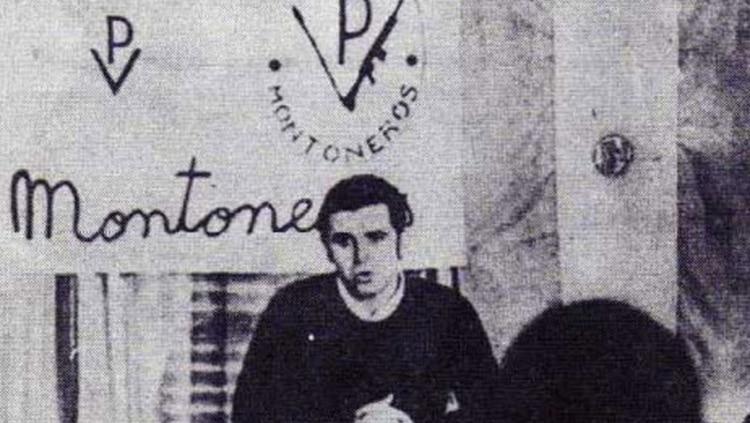 Mario Firmenich, lider de Montoneros