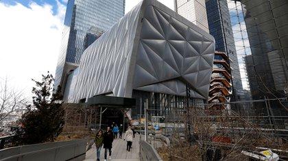 """El centro artístico """"The Shed"""" (Reuters)"""