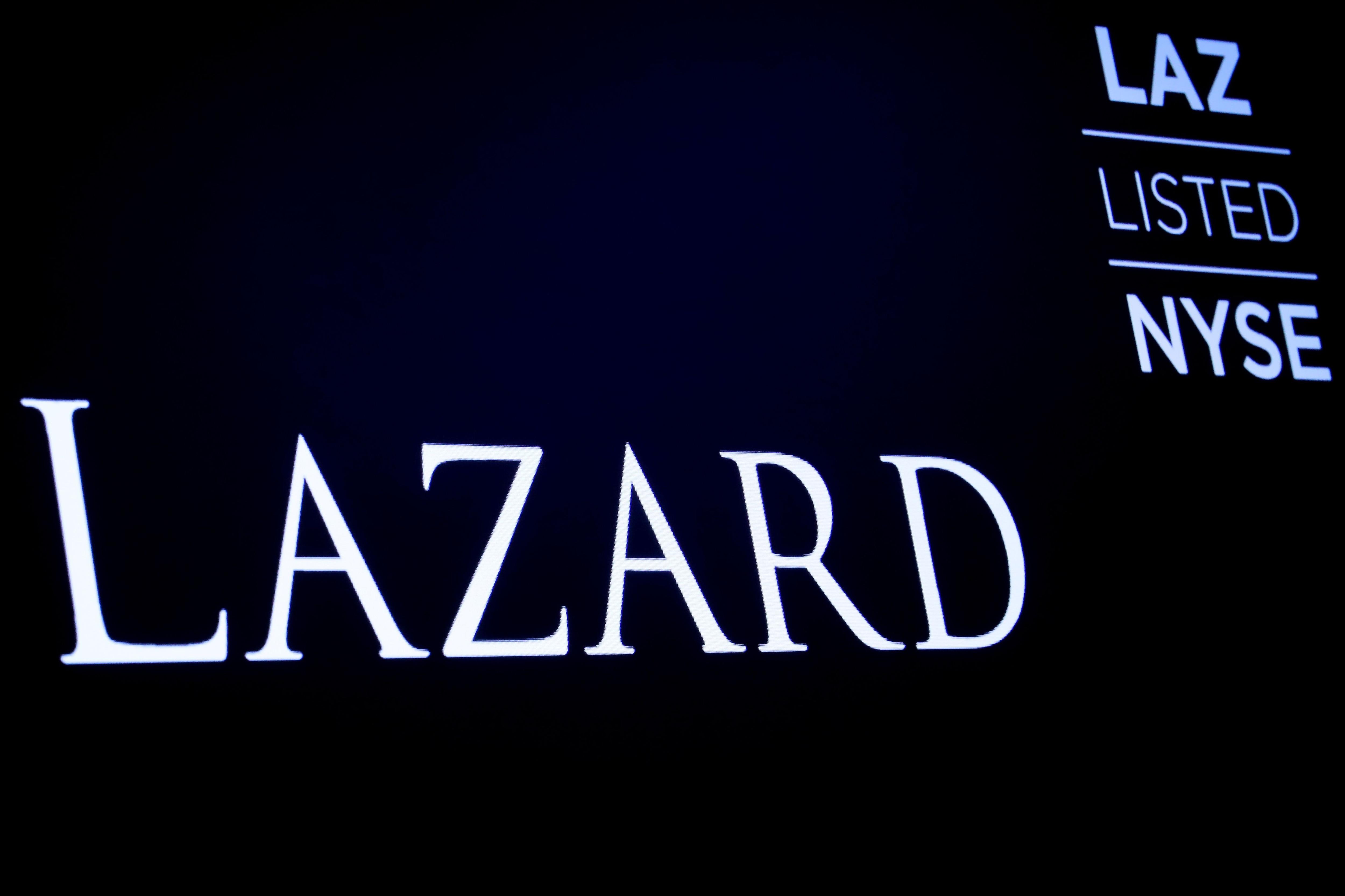 Lazard, la tradicional casa europea, agente financiero europeo de la restructuración argentina  REUTERS/Brendan McDermid/File Photo