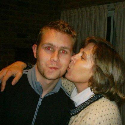2005. Jacquie ya estaba enferma, pero nadie lo sabía. El deterioro comenzó dos años después (Facebook)