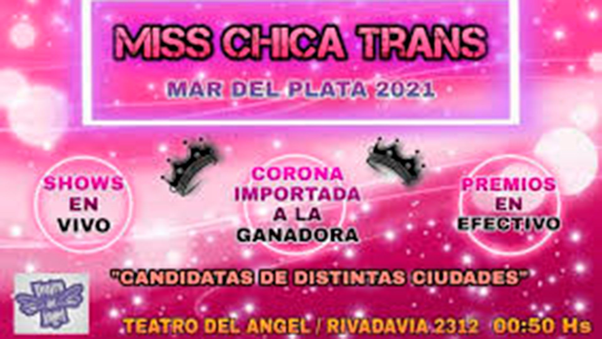 Miss Chica Trans 2021