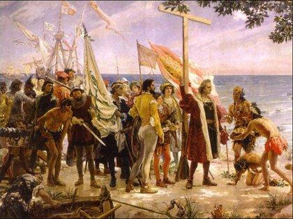 El motor de la leyenda negra sobre la conquista española fue la ambición de otras potencias europeas sobre esos territorios