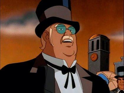 En la serie animada de Batman que se emitió entre 1992 y 1995 Leahy le dio voz a uno de los personajes (Captura de video)