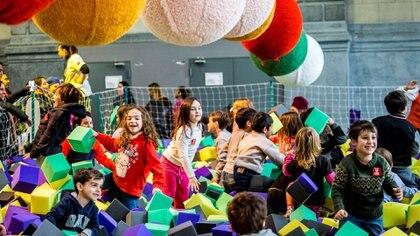 Lo que esperan los niños para Navidad y día de Reyes, te sorprenderá (Foto: Usina del Arte)