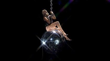 """Miley Cyrus recibió los premios """"Mejor edición"""" y """"Mejor dirección de arte"""" (Foto: Viacom)"""