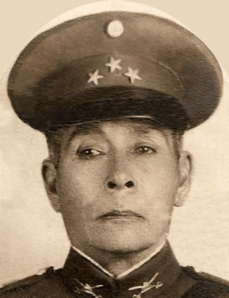 Militar de tres estrellas, Amelio Robles tuvo el reconocimiento del Ejército.