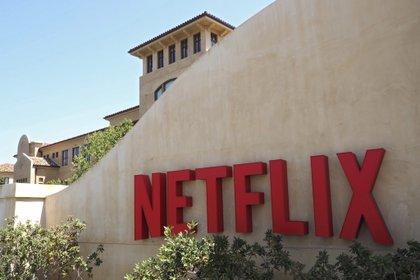 Sede de Netflix en California (Estados Unidos).
