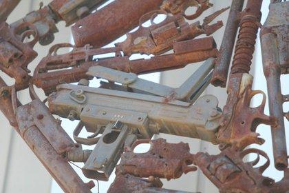 Las víctimas de arma de fuego traficadas desde Estados Unidos se cuentan por miles (Foto: Cuartoscuro)