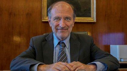 Eduardo Hecker, presidente del Banco Nación