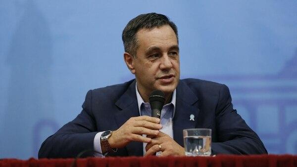 El ministro de Educación, Alejandro Finocchiaro