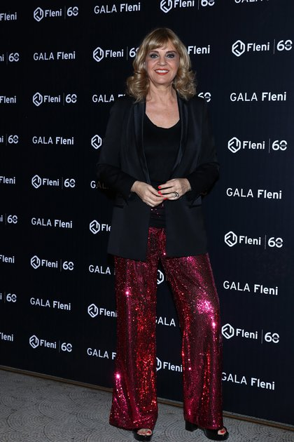 Teté Coustarot en la Glana de Fleni, en 2019