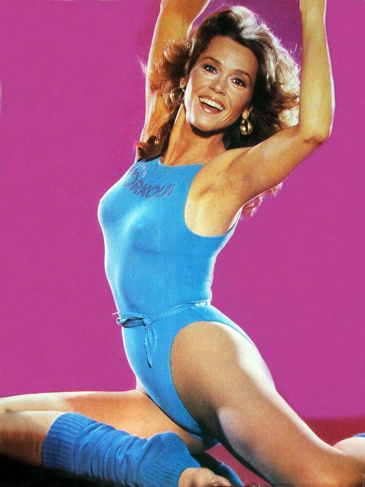 Jane Fonda perdió a su madre y tuvo bulimia