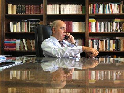 Juez federal Marcelo Martínez De Giorgi