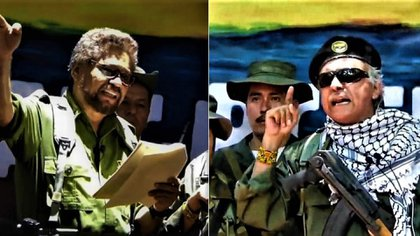Iván Márquez y Jesús Santrich de la disidencia de las FARC estarían en Venezuela