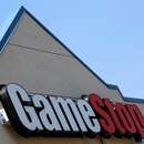 FILE PHOTO: A sign is seen outside a GameStop store in Niles, Illinois, U.S. May 23, 2016. REUTERS/Jim Young/File Photo